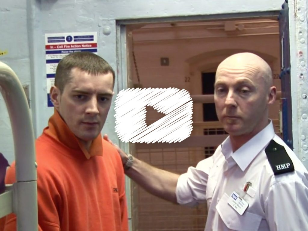 Changes, a Shooters Film Short movie production in collaboration with HMP Barlinnie - 2011