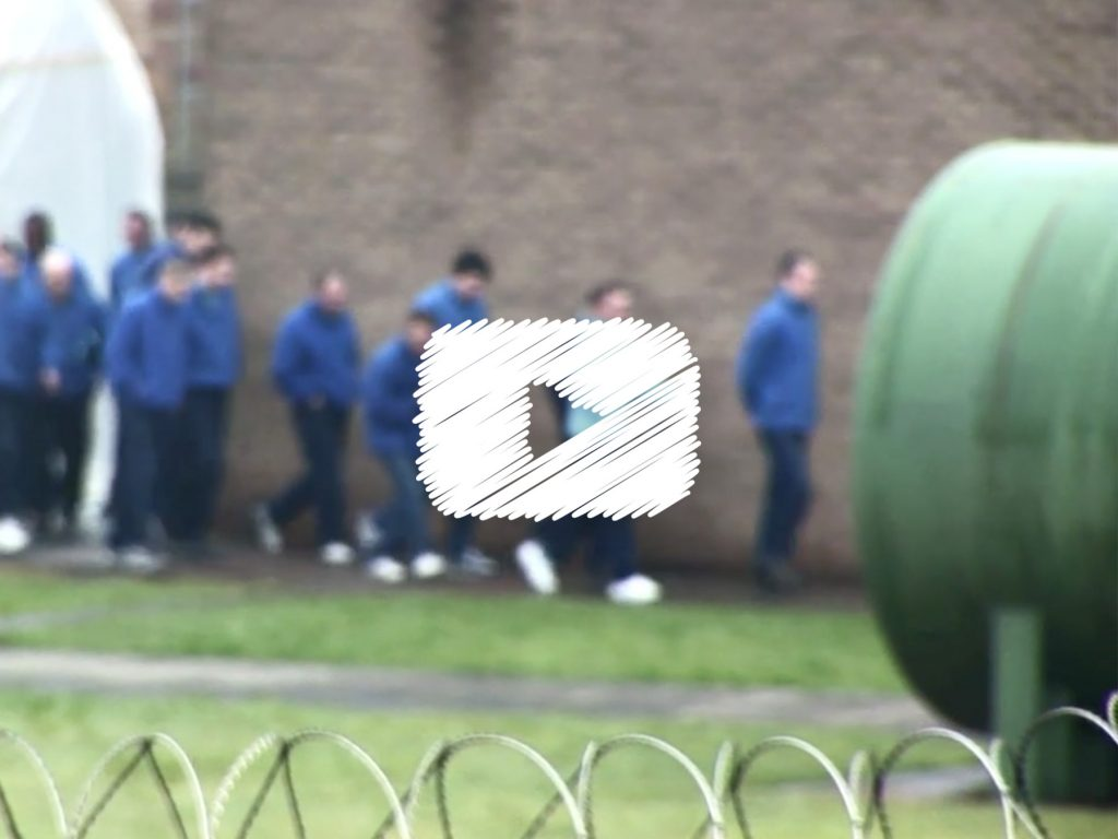 The Easy way out, a Shooters Film documentary in collaboration with HMP Barlinnie - 2011