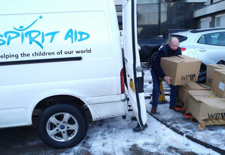 A tale of two cities supporting people in need