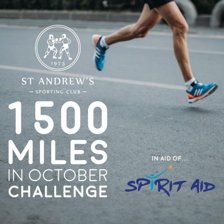 October Team Fundraiser - St Andrew's Sporting Club